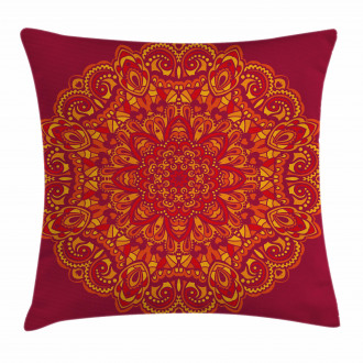 Psychedelic Ancient Pillow Cover