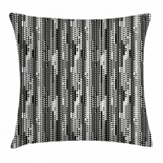 Geometrical Pillow Cover