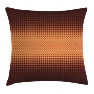 Mosaic Grid Design Pillow Cover