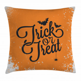 Trick or Treat Pillow Cover