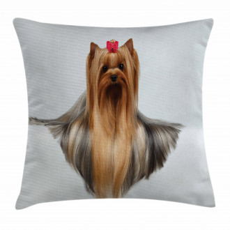 Groomed Hair Adorable Pillow Cover