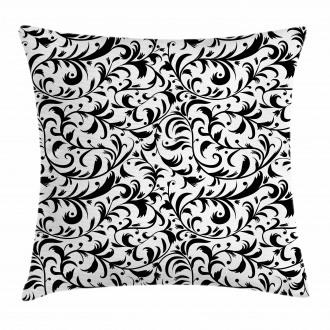 Seasonal Nature Abstract Pillow Cover