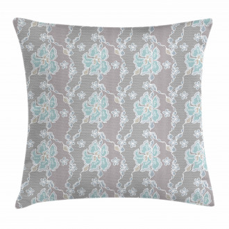 Victorian Vintage Soft Pillow Cover
