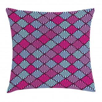 Tribal African Motif Pillow Cover