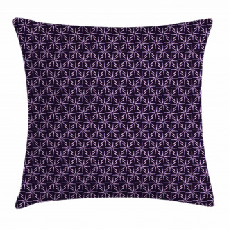 Abstract Pattern Winter Pillow Cover