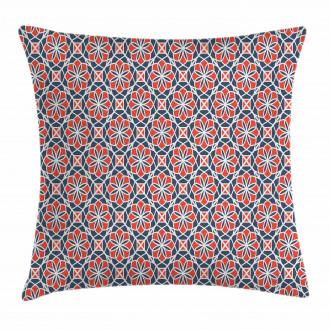 Arabic Nature Design Pillow Cover
