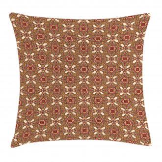 Fantastic Flora Leaves Pillow Cover