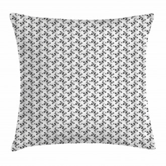 Simplistic Leaf Pillow Cover