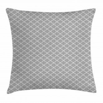 Stars Rhombuses Pillow Cover