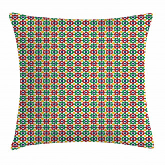 Moroccan Star Zellige Pillow Cover