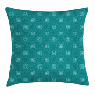 Timeless Orient Motifs Pillow Cover