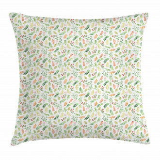 Gentle Autumn Leaves Pillow Cover