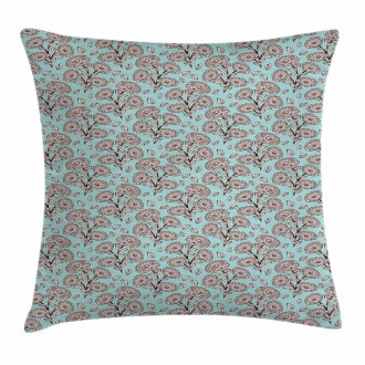 Romantic Garden Art Pillow Cover