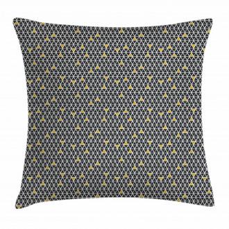 Simplistic Rhombus Pillow Cover