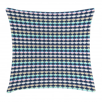 Dreamy Artful Colors Pillow Cover