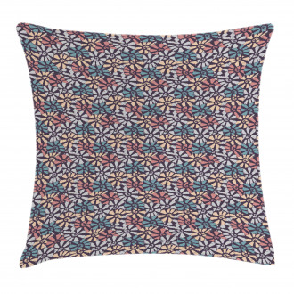 Conch and Kings Crown Pillow Cover