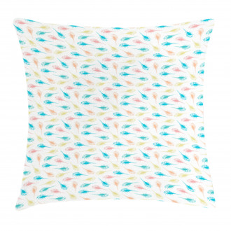 Long Tail Cabrits Murex Pillow Cover