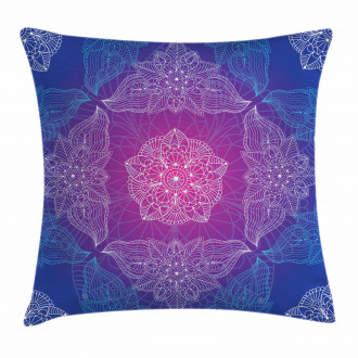 Groovy Motif Pillow Cover