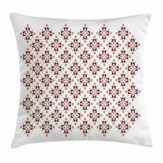 Indonesian Native Tile Pillow Cover