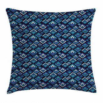 Tribal Ethnic Pattern Pillow Cover