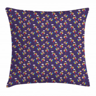 Festival and Birthday Pillow Cover