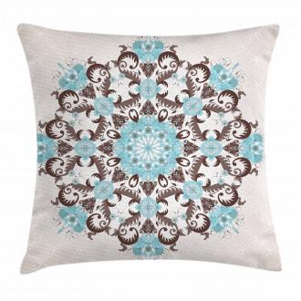 Mandala Antique Pillow Cover