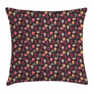 Balls and Baubles Pillow Cover