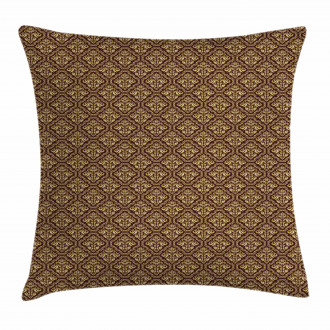 Baroque Style Pillow Cover
