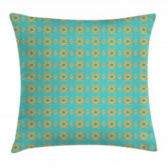 Geometric Tile Pillow Cover