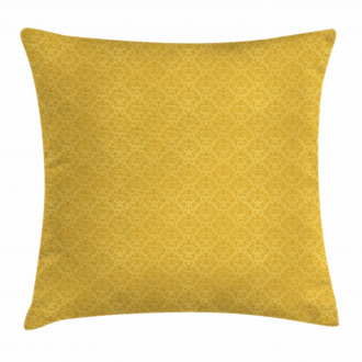 Stylized Plant Pillow Cover