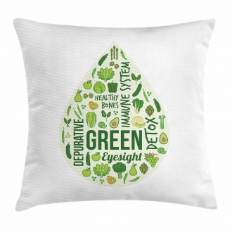 Inspirational Image Pillow Cover