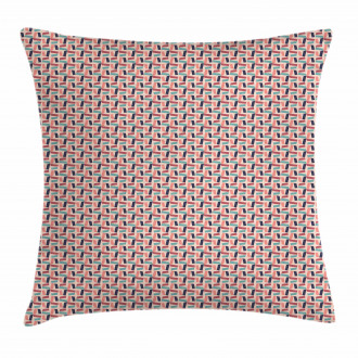 Colorful Mosaics Pillow Cover