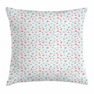 Nature Growth Pillow Cover