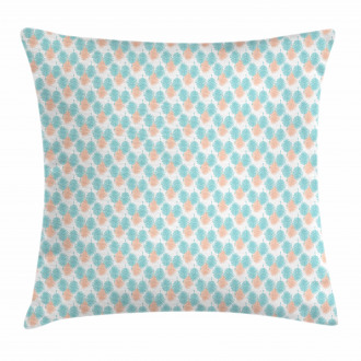 Exotic Leaves Hawaiian Pillow Cover