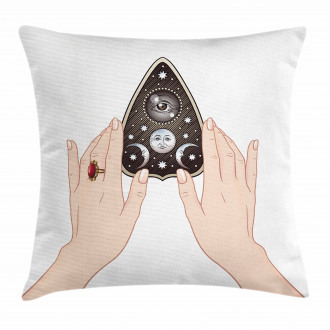 Mystifying Oracle Pillow Cover