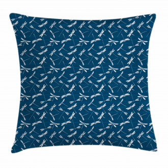 Winged Animals Pillow Cover
