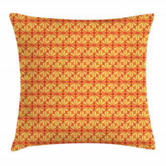 Floral Modern Mosaic Pillow Cover