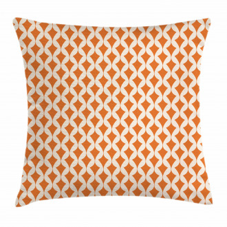 Abstract Ornament Pillow Cover