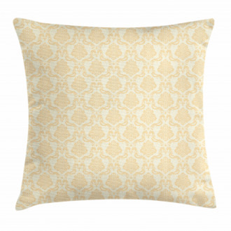 Classical Floral Pastel Pillow Cover