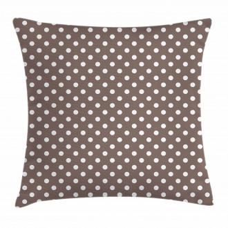 European Motifs Dots Pillow Cover