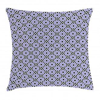 Antique Zellige Tile Pillow Cover