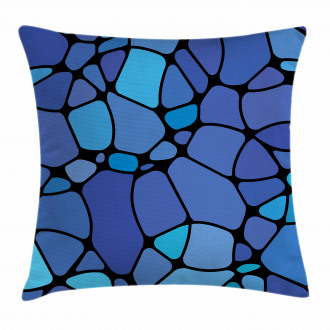 Blob Look Forms Pillow Cover