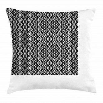 Native American Aztec Motif Pillow Cover