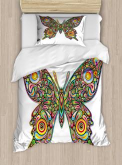 Butterfly Artistic Duvet Cover Set