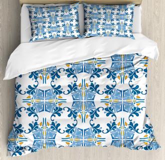 Roman Easten Tiles Duvet Cover Set