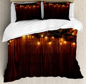 Christmas Theme Festive Duvet Cover Set