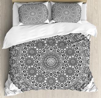 Mandala Lace Art Duvet Cover Set