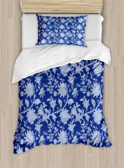 Paisley Pattern Ottoman Duvet Cover Set