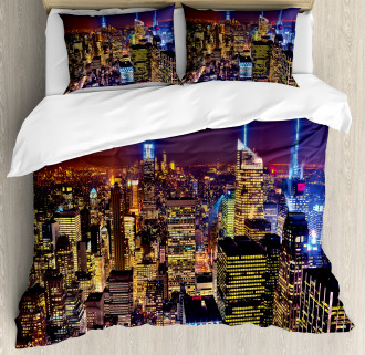 Fourth of July Day USA Duvet Cover Set