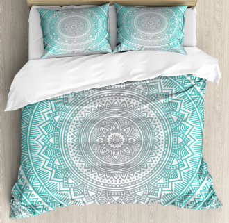 Tribe Mandala Zen Duvet Cover Set
